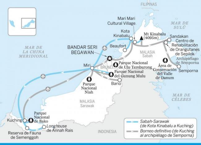 Borneo definitivo