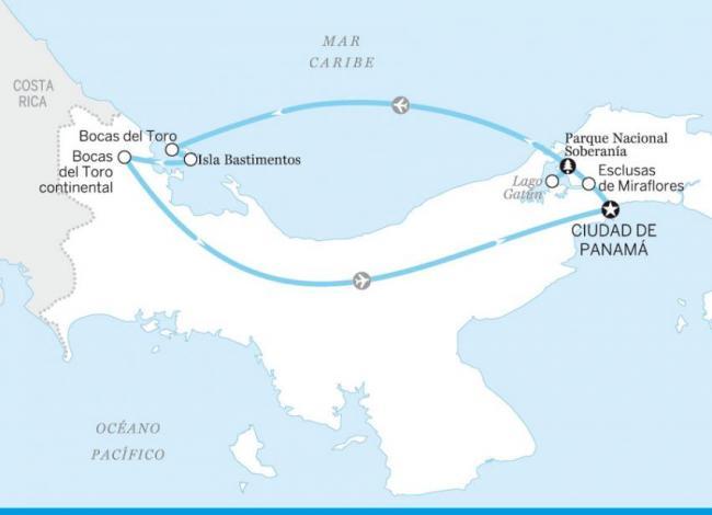 Lo esencial de Panamá