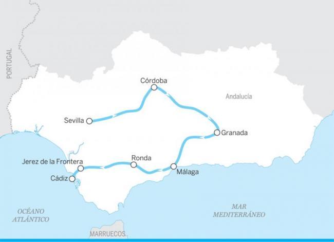 Andalucía esencial