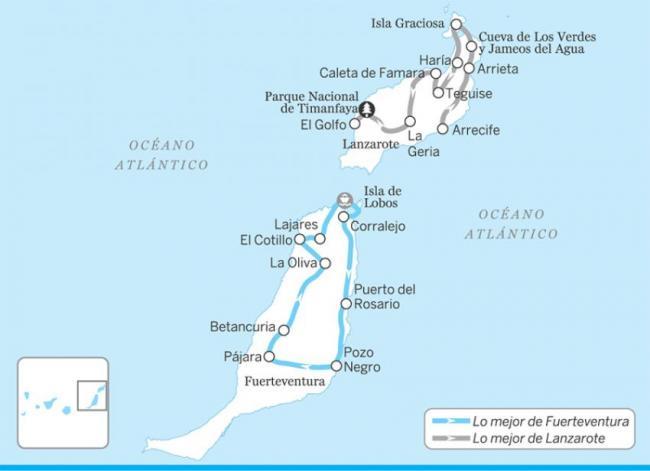 Lo mejor de Lanzarote