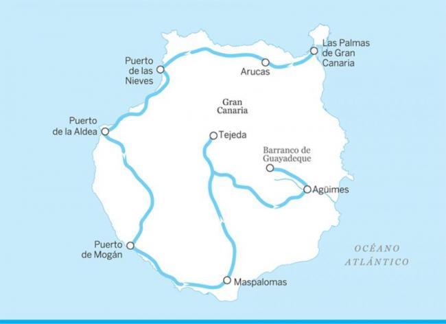 Lo mejor de Gran Canaria
