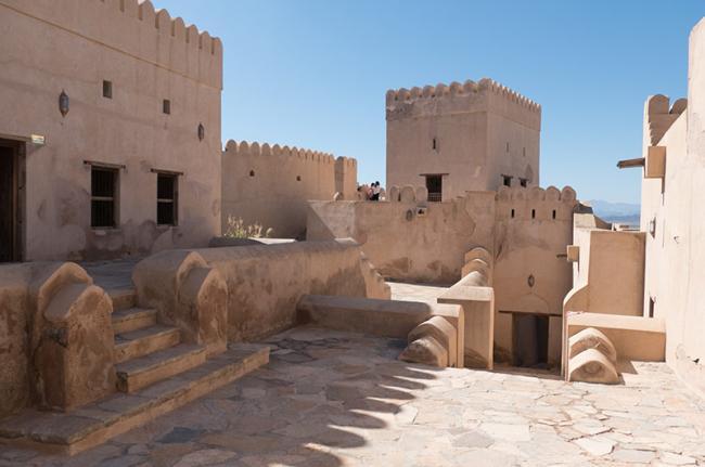 Casco antiguo de Mascate, Omán