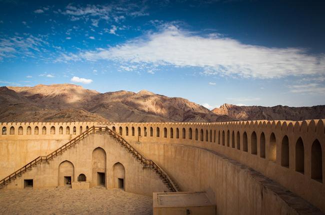 Antigua ciudad de Nizwa, Omán