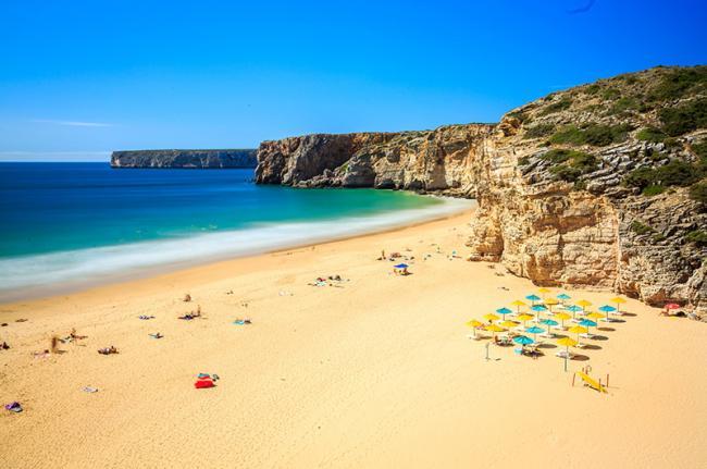 Praia Beliche, Sagres, Algarve, Portugal
