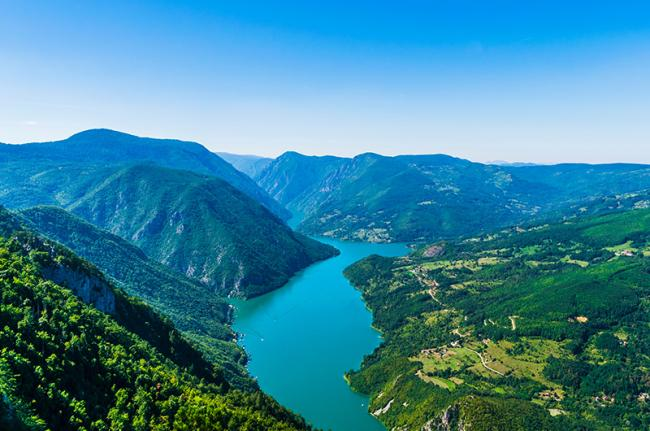 Parque Nacional de Tara, Serbia