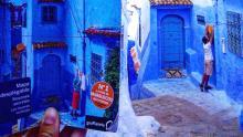 Marruecos y guía Lonely Planet de Marruecos