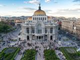 Palacio de Bellas Artes, Ciudad de México, México