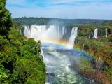 Cataratas de Iguazú, frontera Paraguay