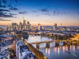 Distrito financiero, Frankfurt, Alemania