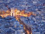 Arco de Triunfo, París, Francia
