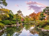 Osaka-jō, castillo de Osaka, Japón