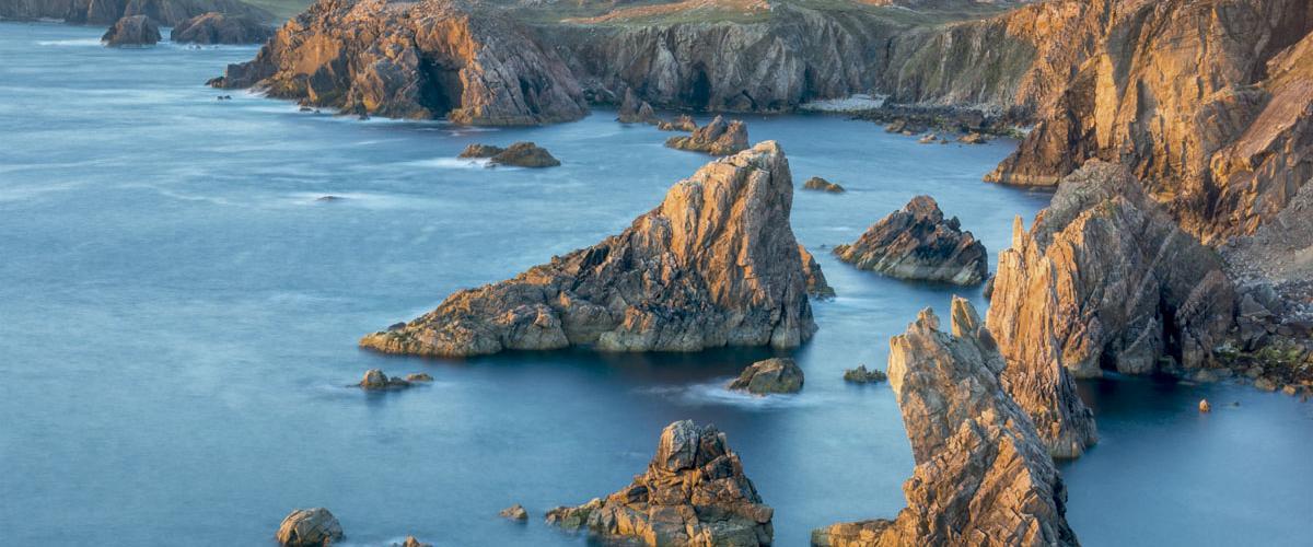 Escocia, Tierras Altas, islas Mangersta