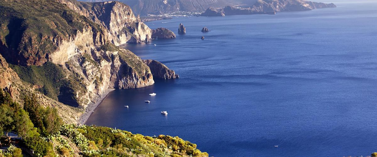 Islas Eolias, Sicila, Italia