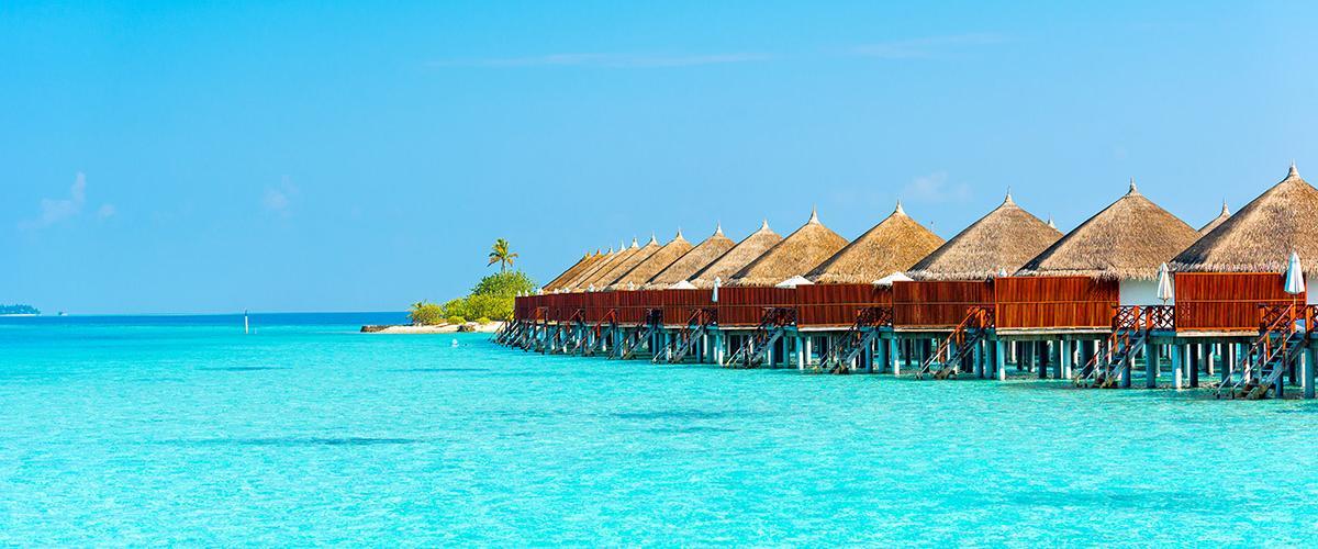 Resort, Maldivas