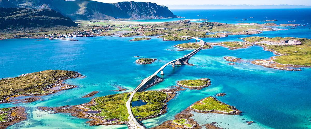 Carretera Atlántica, Noruega