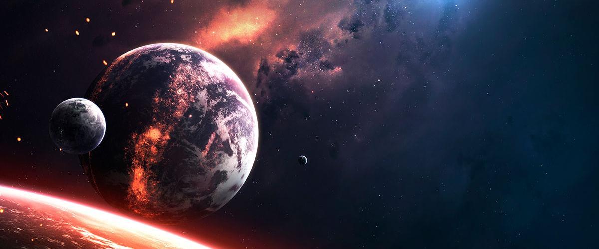 El universo: sistema solar