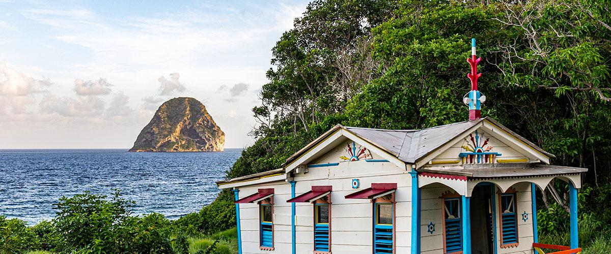 La Maison du Bagnard, Martinica