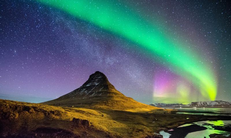 Vesturland, Islandia